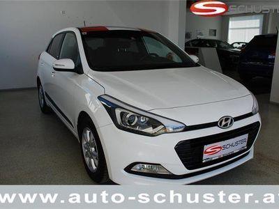 gebraucht Hyundai i20 1,0 T-GDI GO
