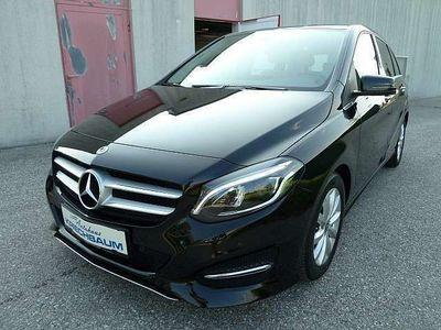 gebraucht Mercedes B180 d/GARMIN/KEYLESS/THERMOTRONIC/....