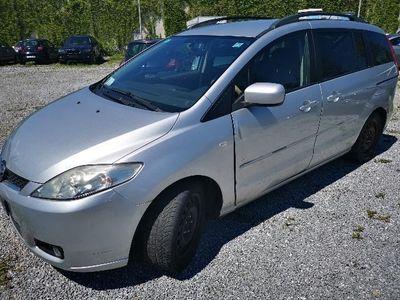 used Mazda 5 2.0 CD DPF Top Euro4 7 Sitze Klimaautomatik