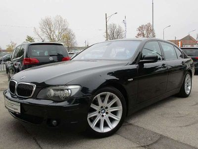 gebraucht BMW 730L 7er-Reihe d Aut. Facelift E66 Limousine