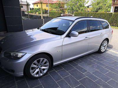 gebraucht BMW 316 3er-Reihe d Touring Österreich-Paket Kombi / Family Van