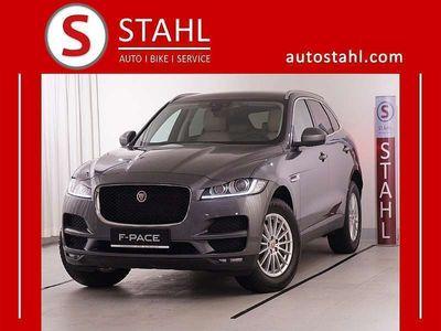 gebraucht Jaguar F-Pace 20d AWD Prestige Aut. | AUTO STAHL WIEN 23 SUV / Geländewagen,