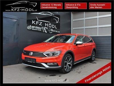 used VW Passat Alltrack BMT 2,0 TDI SCR 4Motion DSG Kombi / Family Van,