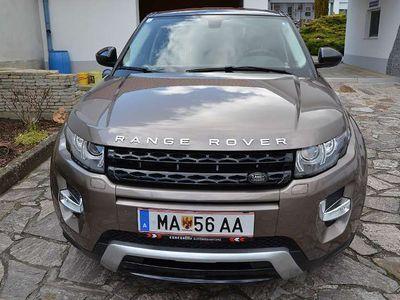 gebraucht Land Rover Range Rover evoque 2.2TD4 Auto 4WD Dynamic SUV / Geländewagen