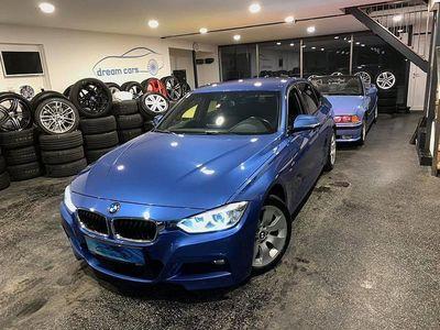 brugt BMW 318 d M Sport Aut. ///M-PAKET*NAVI*ALCANTARA*HIFI*