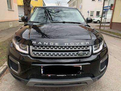 gebraucht Land Rover Range Rover evoque Pure 2.0TD SUV / Geländewagen