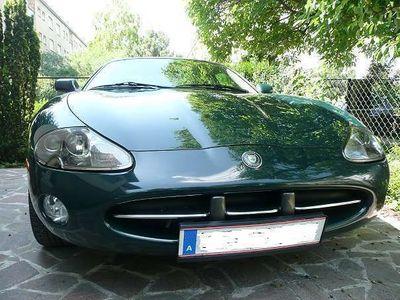 gebraucht Jaguar XK8 4.2 Coupe Sportwagen / Coupé