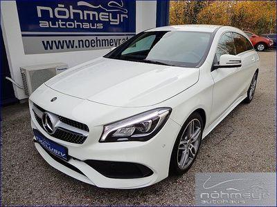 gebraucht Mercedes CLA200 Shooting Brake CLA-Klasse d A-Edition Aut.***AMG-L... Kombi / Family Van,