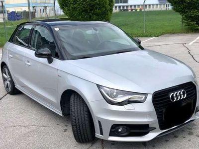 gebraucht Audi A1 Sportback 1,2 TFSI admired