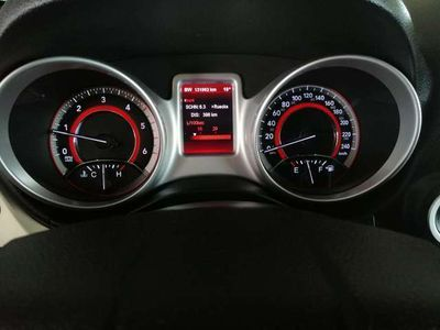 gebraucht Fiat Freemont 2.0 103KW Kombi / Family Van