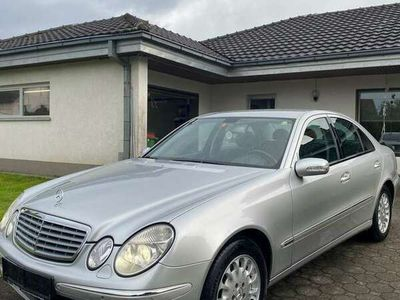 gebraucht Mercedes E220 CDI Automatik Classic