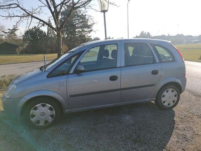 gebraucht Opel Meriva 1.4 Klein-/ Kompaktwagen