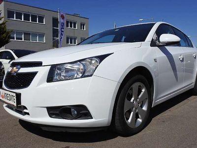 gebraucht Chevrolet Cruze 2,0 LTZ Aut.+LEDER+ Limousine