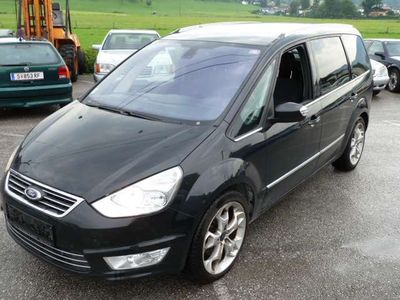 gebraucht Ford Galaxy Titanium 2,0 TDCi DPF Aut. Kombi / Family Van,