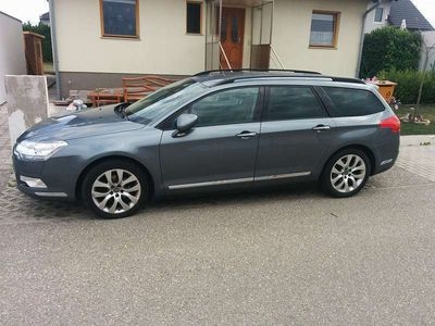 gebraucht Citroën C5 FAP Premium Aut. Kombi / Family Van,