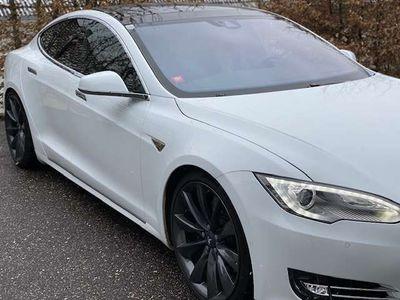 gebraucht Tesla Model S 85D Top Gelegenheit sofort verfügbar