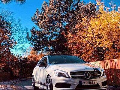 gebraucht Mercedes A250 A-Klasse MercedesSport Aut. Finanzierung! Limousine