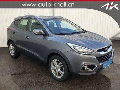 gebraucht Hyundai ix35 2,0 CRDi GO Aut. SUV / Geländewagen