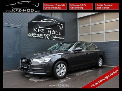 gebraucht Audi A6 2,0 TDI DPF Multitronic Limousine