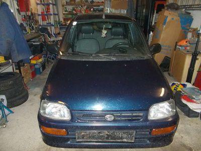 gebraucht Daihatsu Cuore 501 L Klein-/ Kompaktwagen