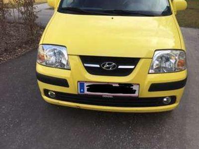 gebraucht Hyundai Atos 1,1 Active Cool