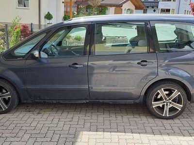 gebraucht Ford Galaxy Trend 2,0 D Kombi / Family Van