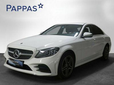 gebraucht Mercedes C220 d 4MATIC Aut. *AMG Line, *Rückfahrkamera, *Appel CarPlay,