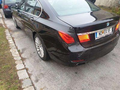 gebraucht BMW 740 7er-Reihe d Limousine