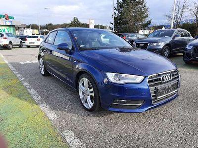gebraucht Audi A3 S-LINE 1,6 TDI