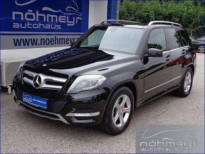 gebraucht Mercedes GLK220 CDI 4MATIC Aut.***Navi*ILS*Easy-Pack***