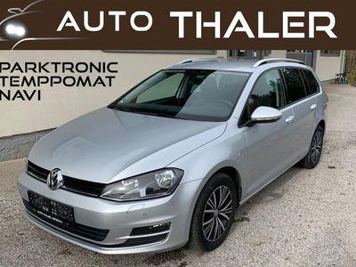 gebraucht VW Golf Variant Comfortline 1,6 TDI