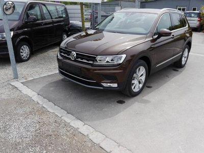 used VW Tiguan 2.0 TDI DPF DSG 4MOTION HIGHLINE * BMT...
