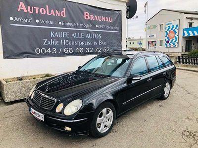 gebraucht Mercedes E320 E-KlasseClassic CDI Aut. Kombi / Family Van