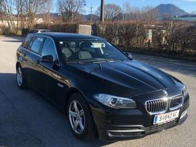 gebraucht BMW 525 5er-Reihe Kombi Diesel (F11 LCI) Touring Aut.