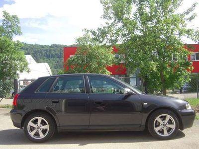 gebraucht Audi A3 1,9 Edition TDI lim.Pickerl+Service-OK Klima WR SR