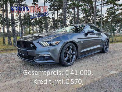 gebraucht Ford Mustang GT 5,0 Ti-VCT V8 Aut. California Special Sportwagen / Coupé
