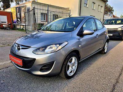 gebraucht Mazda 2 1,3i CE Plus Nur 43 Tkm