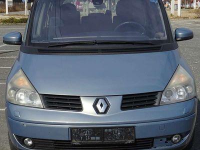 brugt Renault Espace Authentique Panorama 2.2 dCi Kombi / Family Van,