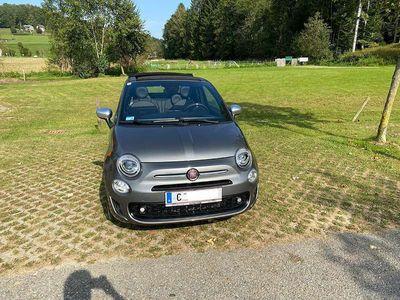 gebraucht Fiat 500C Rockstar Cabrio / Roadster