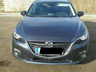 gebraucht Mazda 3 G120 Takumi Sportwagen / Coupé,