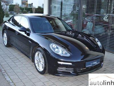 brugt Porsche Panamera 4S DSG LED+ACC+GANZLEDER+BOSE+SPURWECHSEL+ZUZIEHH.