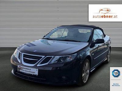 gebraucht Saab 9-3 Cabriolet Vector 1,9 TTiD / Roadster,