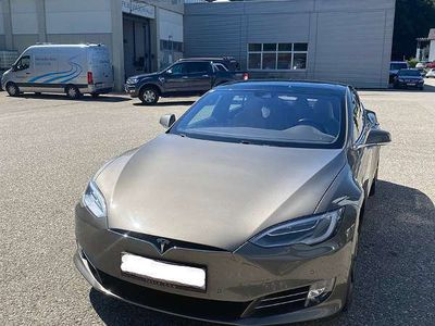 gebraucht Tesla Model S 90D Limousine
