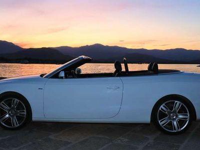 gebraucht Audi A5 Cabriolet 3,0 TDI quattro Sport *3xS-Line*VOLL*LEDER