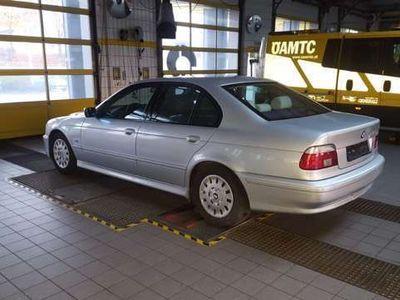 gebraucht BMW 525 5er-Reihe E39