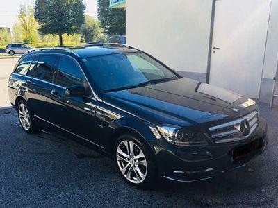 gebraucht Mercedes C220 C-KlasseT CDI Avantgarde(BlueEfficiency) Kombi / Family Van,