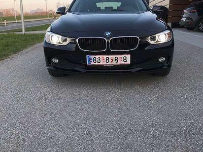 gebraucht BMW 318 3er-Reihe D F31 Kombi / Family Van