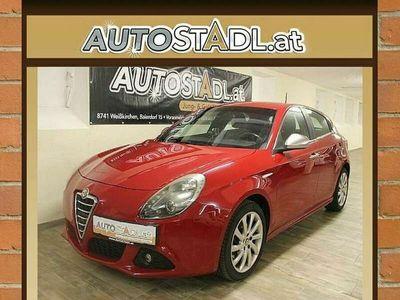 gebraucht Alfa Romeo Giulietta 1,4 TB Multi Air Distinctive TCT Limousine