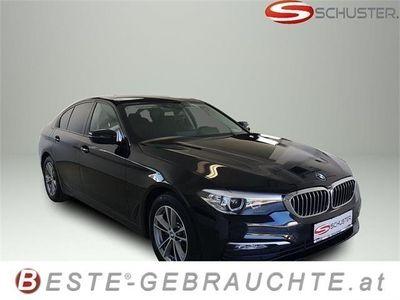 gebraucht BMW 520 d AT *TOP-AKTIONSPREIS*