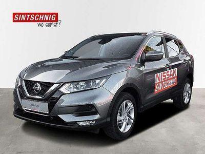 gebraucht Nissan Qashqai 1,3 DIG-T N-Way SUV / Geländewagen
